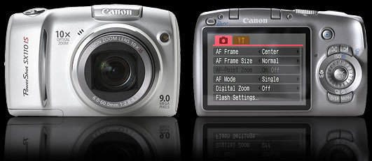 Инструкция К Цифровому Фотоаппарату Canon Power Shot Sx 110 Is